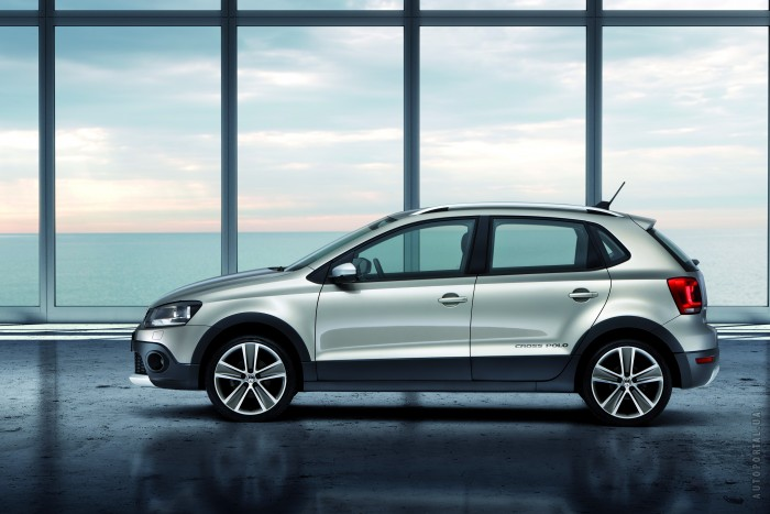 Volkswagen Cross Polo 2010 – фотография 1