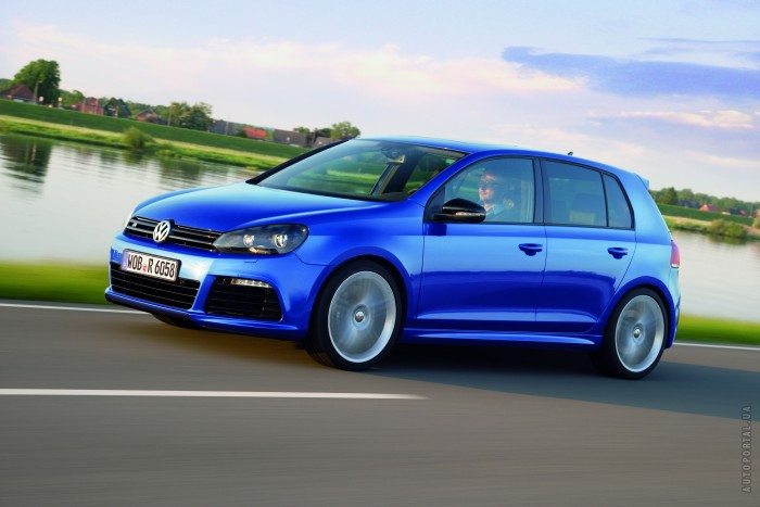 Volkswagen Golf R 2009 – фотография 1