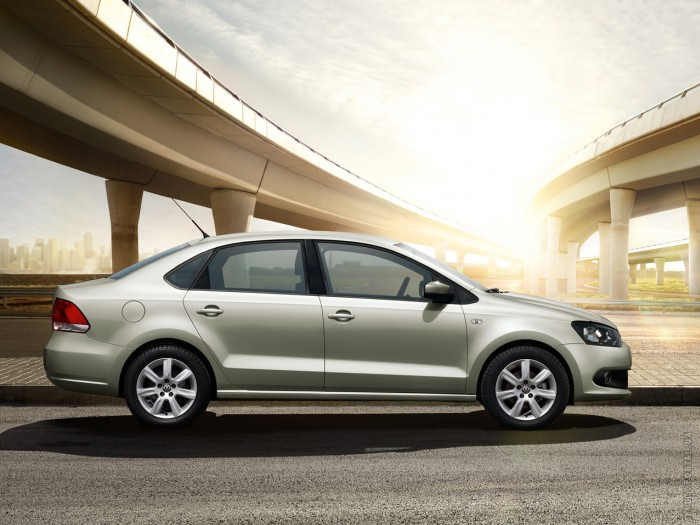 Volkswagen Polo Sedan 2010 – фотография 1