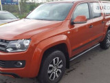 Volkswagen Amarok CANYON 4 MOTION                                            2014