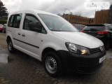 Volkswagen Caddy пасс.                               1.6 TDI                                            2013