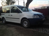 Volkswagen Caddy пасс.                               1.9 TDI                                            2006