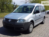 Volkswagen Caddy пасс.                               1.9 TDI.                                            2010