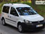 Volkswagen Caddy пасс.                                                     2015