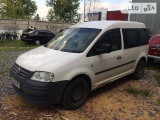 Volkswagen Caddy пасс.                               1.9                                            2004