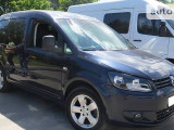Volkswagen Caddy пасс.                               2.0 Ecofuel                                            2012