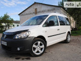 Volkswagen Caddy пасс.                               1.6 TDI                                            2011