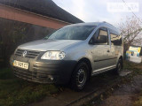 Volkswagen Caddy пасс.                               2.0 EcoFuel                                            2006