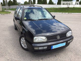 Volkswagen Golf растаможен                                            1999