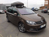 Volkswagen Sharan Highline PANORAMA                                            2012