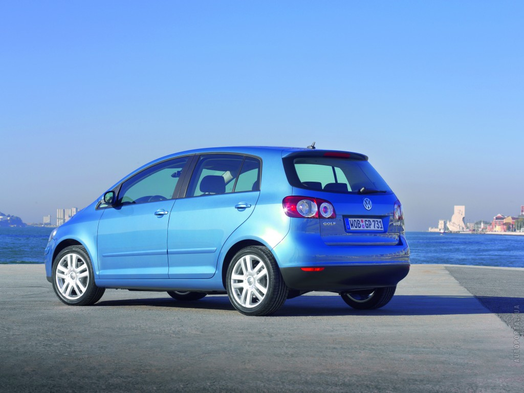 Фотографии Volkswagen Golf Plus (200…